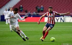 Derbi Madrid Berakhir Imbang 1-1