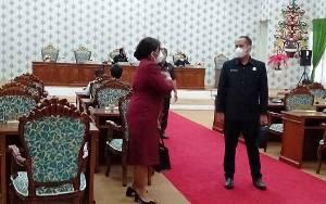 Tak Korum,  Rapat Paripurna DPRD Katingan Diskor, dari Fraksi ini yang Tidak Hadir