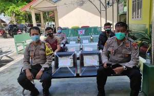 Pelaksanaan Vaksinasi Tahap Pertama Sukamara Capai 98 Persen