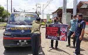 Pengadilan Negeri Tamiang Layang Kampanye Tolak Gratifikasi