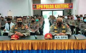 Pendidikan Pengembangan Spesialisasi Harkamtibmas di SPN Polda Kalteng Resmi Dibuka