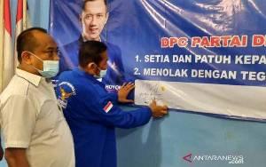 Pengurus DPC Partai Demokrat Kudus Tetap Dukung Kepemimpinan AHY