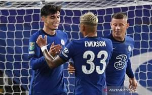 Kai Havertz Tampil Gemilang saat Chelsea Kalahkan Everton 2-0