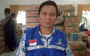 PMI Dukung Aksi Donor Darah DPRD Kalteng untuk Merayakan HUT ke 62