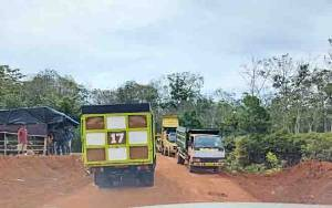 Instruksikan Pemerintah Desa dan Kecamatan Data dam Inventarisasi Aktivitas Pertambangan