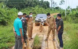 Nadalsyah Harapkan Perusahaan Bantu Pembangunan di Barito Utara