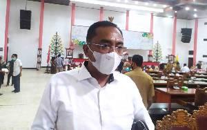 Ketua DPRD Palangka Raya Minta Pengawasan Bahan Pokok Diperketat