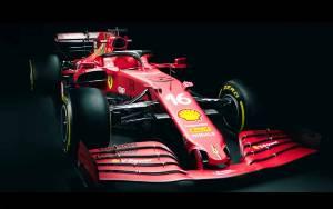 Ferrari Resmi Luncurkan Mobil F1 Baru SF21