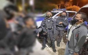 Polisi Amankan Pemuda Teler Usai Konsumsi Narkoba