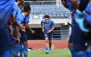 Ferdinand Sinaga Mulai Gabung Latihan Persib Bandung