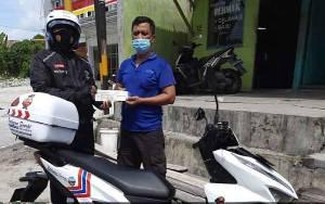 Layanan Delivery Service Palagan Sambi Satlantas Polres Kobar Permudah Masyarakat