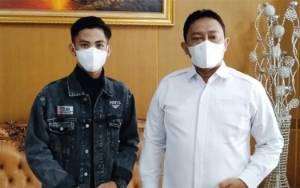Nasehat Bupati Pulang Pisau untuk Faisal, Peserta Liga Dangdut Indonesia 2021