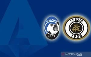 Atalanta Kembali ke 4 Besar Liga Italia Usai Gasak Spezia