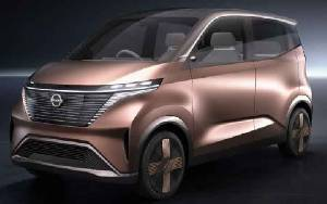 Nissan - Mitsubishi Disebut Menyiapkan Mobil Listrik Mungil