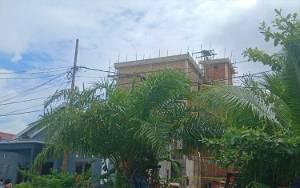 Ini Dugaan Polisi Buruh Bangunan Gedung Walet Tewas di Palangka Raya