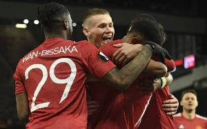 Manchester United Kalahkan West Ham Berkat Gol Bunuh Diri