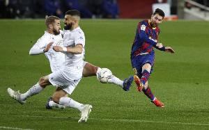 Barcelona Gusur Real Madrid dari Posisi Kedua Klasemen La Liga
