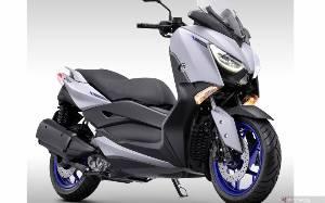 Yamaha Kenalkan Warna Baru XMAX 250