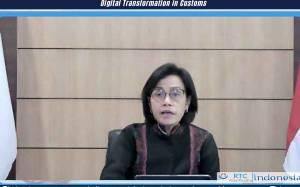 Sri Mulyani Sebut Transformasi Digital Dorong Ekonomi RI