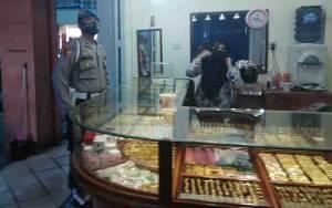 Kapolsek KPM Imbau Penjual Emas di PPM Pasang CCTV Antisipasi Curat