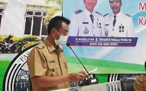 Wakil Bupati Barito Utara: Kepala Perangkat Daerah Perlu Berperan Aktif Cari Peluang Sumber Pembiayaan di Luar APBD