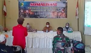 DLH Palangka Raya Gencar Sosialisasi Pencegahan Karhutla
