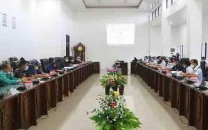 Pemkab dan DPRD Barito Utara Setujui Raperda Pemilihan Kepala Desa Serentak dan Antar Waktu