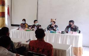 Kecamatan Kapuas Timur Sosialisasikan Perbup ADD dan DD 2021