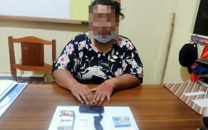 Simpan Sabu dalam Kotak Rokok, IRT di Jalan Ir H Juanda Sampit Diringkus Polisi