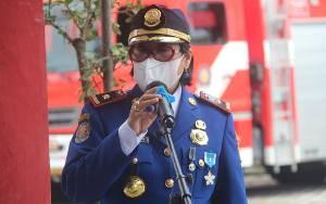 Kepala DPKP Palangka Raya Sampaikan Tips Cegah Kebakaran di Permukiman