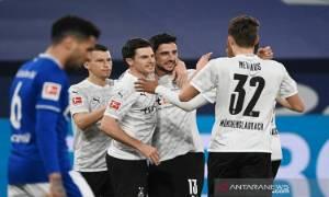 Gladbach Akhiri Penantian Panjang Kembali ke Jalur Kemenangan
