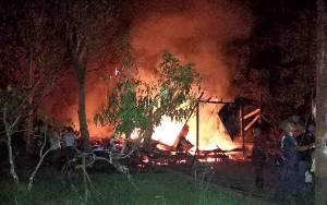 Kerugian Korban Kebakaran di Desa Basirih Hulu Mencapai Rp 150 Juta