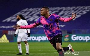 Kylian Mbappe: Saya Lebih Baik Dibandingkan Messi dan Ronaldo