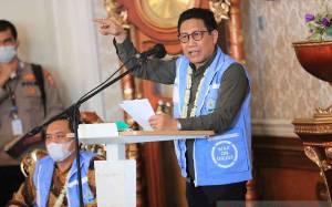 Mendes PDTT dan BNN Tinjau Proyek Percontohan Desa Bersih Narkoba