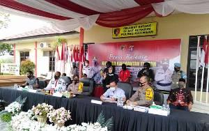 Kerugian Negara akibat Illegal Logging di Desa Tumbang Pangka Katingan Capai Rp 23,4 Miliar