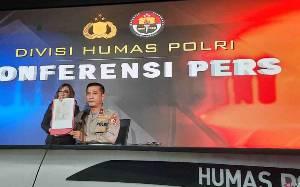 Terlapor Kasus Unlawful Killing Meninggal karena Kecelakaan Tunggal