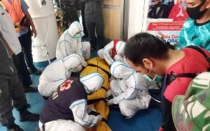 Penumpang KM Kirana III Ditemukan Meninggal Saat Perjalanan Menuju Sampit