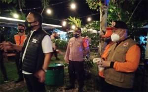 Gelar Operasi Yustisi Malam Hari, Satgas Covid-l9 Barito Timur Tindak Tempat Usaha Langgar Protokol Kesehatan