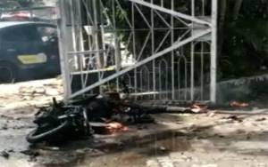 Ketua MUI Sulsel Kutuk Aki Bom Bunuh Diri di Gereja Katedral Makassar