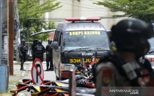 PBNU Kutuk Keras Ledakan Depan Gereja Katedral Makassar