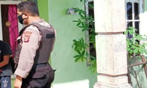 Polresta Palangka Tindaklanjuti Laporan Warga Terkait Pengrusakan Rumah
