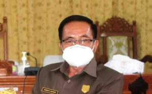 Ketua DPRD Kabupaten Gunung Mas Ajak Masyarakat Tingkatkan Kewaspadaan