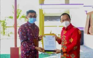 Pemkab Seruyan Jalin Kerjasama dengan Universitas Muhammadiyah Palangka Raya