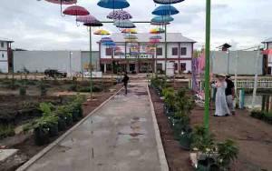 Mini Agrowisata Lapas Sukamara Segera Diresmikan