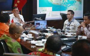 Menko Luhut: Pemerintah Tidak Ikut Campur Kontestasi Ketua Umum Kadin