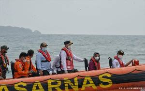 KNKT Beberkan Kronologi Penemuan CVR Sriwijaya Air SJ-182