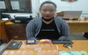 Perempuan Asal Jalan Usman Harun IV Sampit ini Ditangkap Karena Edarkan Sabu