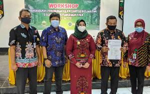 Pemkab Kotim Gelar Workshop Pembangunan Perkebunan Kelapa Sawit Berkelanjutan