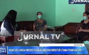 Potret Terduga Kasus Korupsi Miliaran Rupiah di PDAM Kapuas, Tak Mampu Kuliahkan Anak hingga Rumah Jauh dari Kesan Mewah