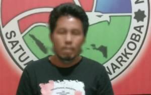 Pengedar Sabu di Samba Katung Katingan Diamankan, Barbuknya 54 Paket